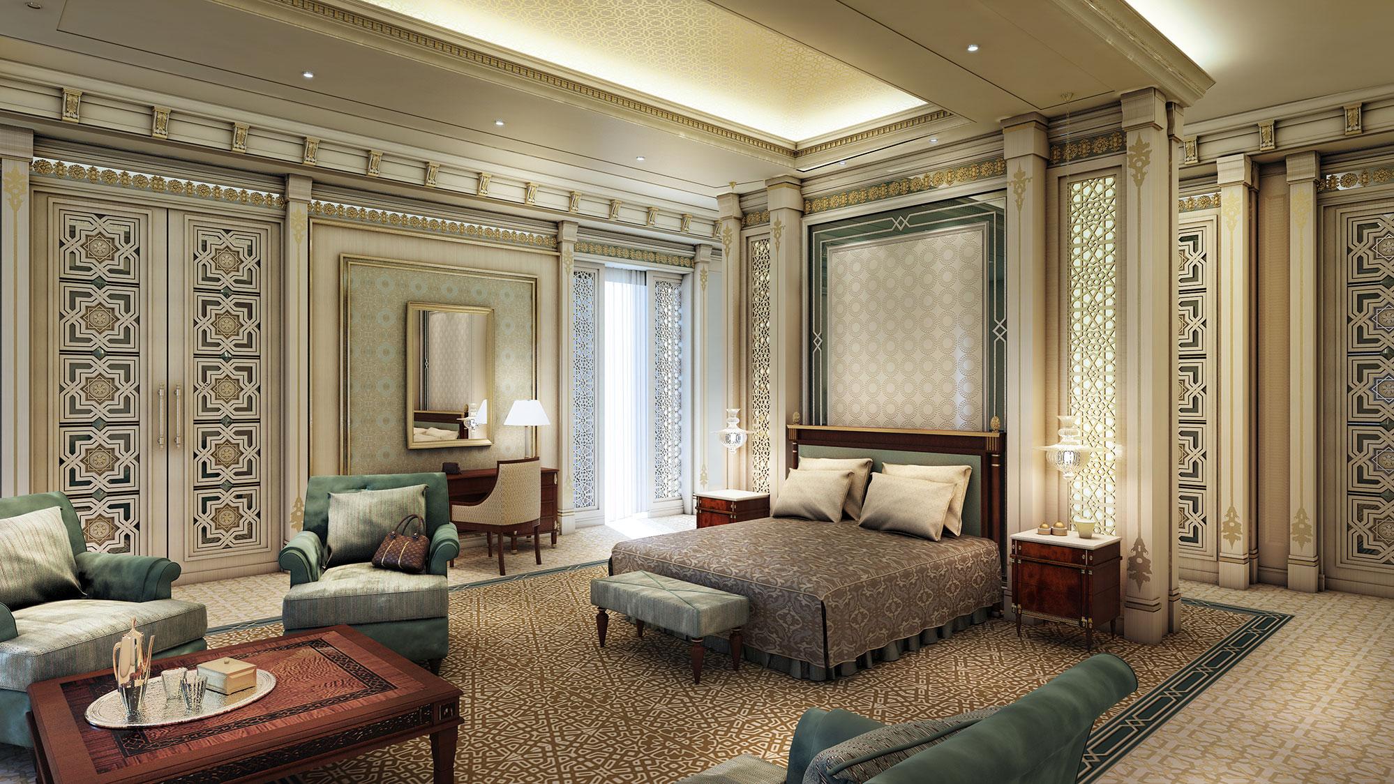 Chambre Al Mushris